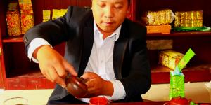 Làm sao nhận biết trà tẩm hóa chất hương liệu ?