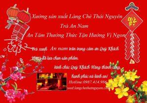 Mua trà uống tết Thái Nguyên ở đâu ngon-tin cậy ?